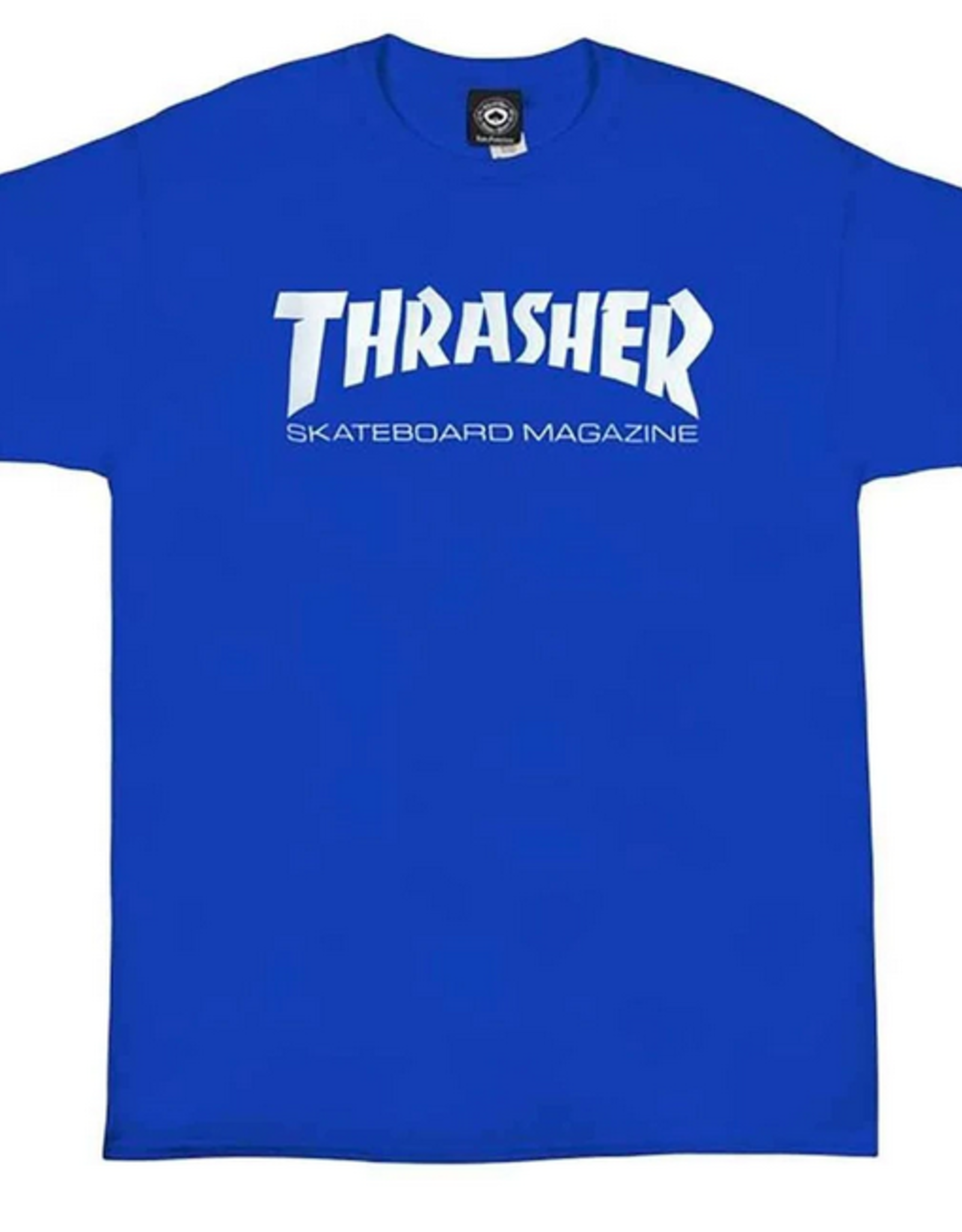 THRASHER THRASHER MAG TEE ROYAL