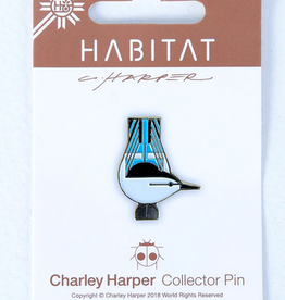 HABITAT HABITAT NUTHATCH PIN