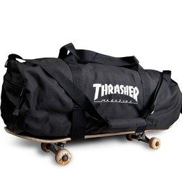 THRASHER THRASHER DUFFLE BAG BLACK