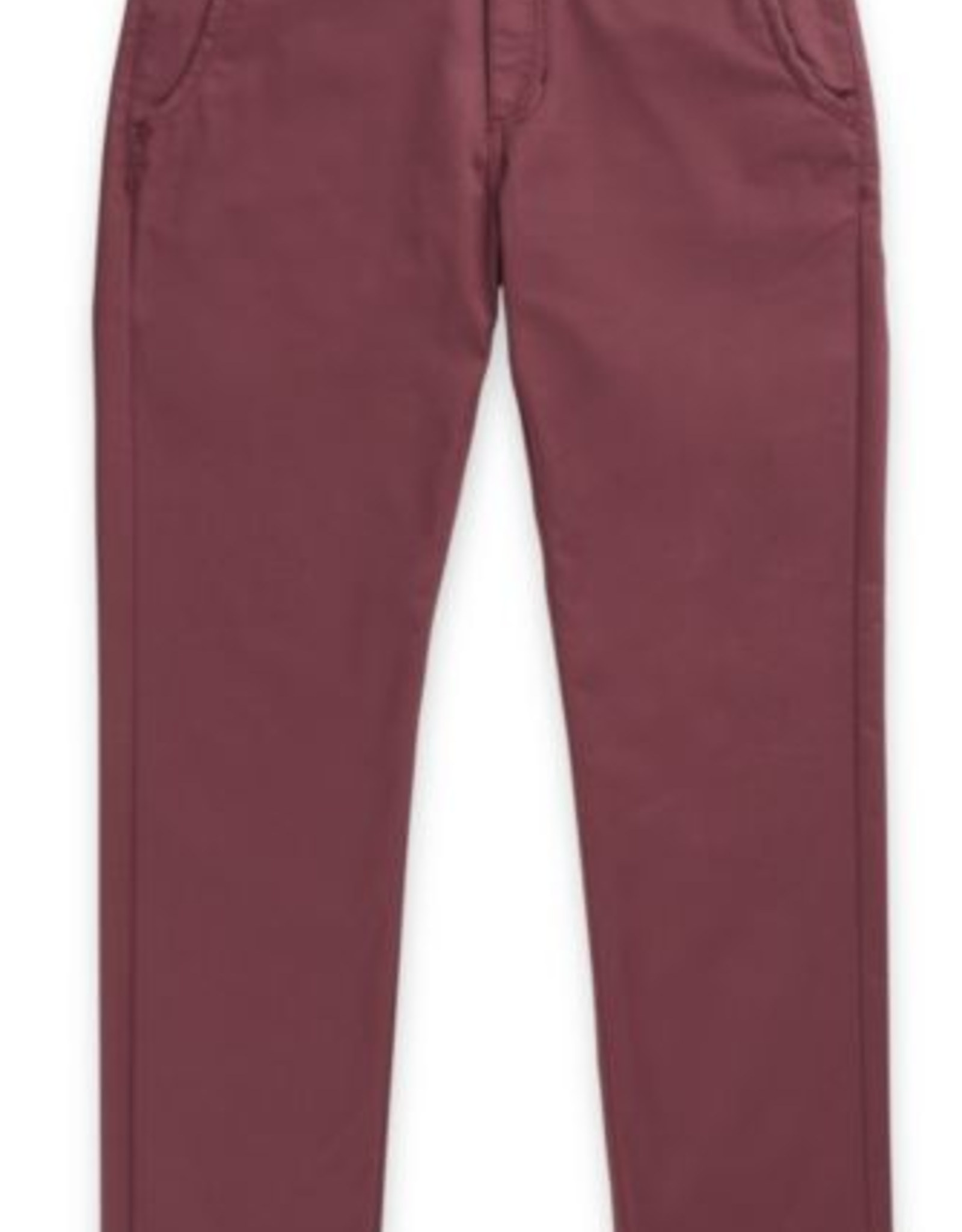 VANS VANS AUTHENTIC CHINO PANT PORT WINE
