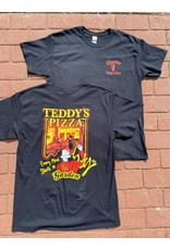 GARDEN GARDEN & TEDDY'S PIZZA TEE