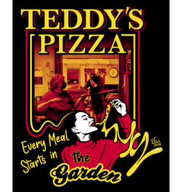 GARDEN GARDEN & TEDDY'S STICKER