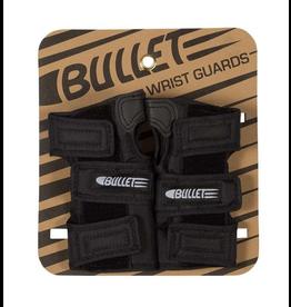 BULLET BULLET WRIST GUARDS ADULT BLACK