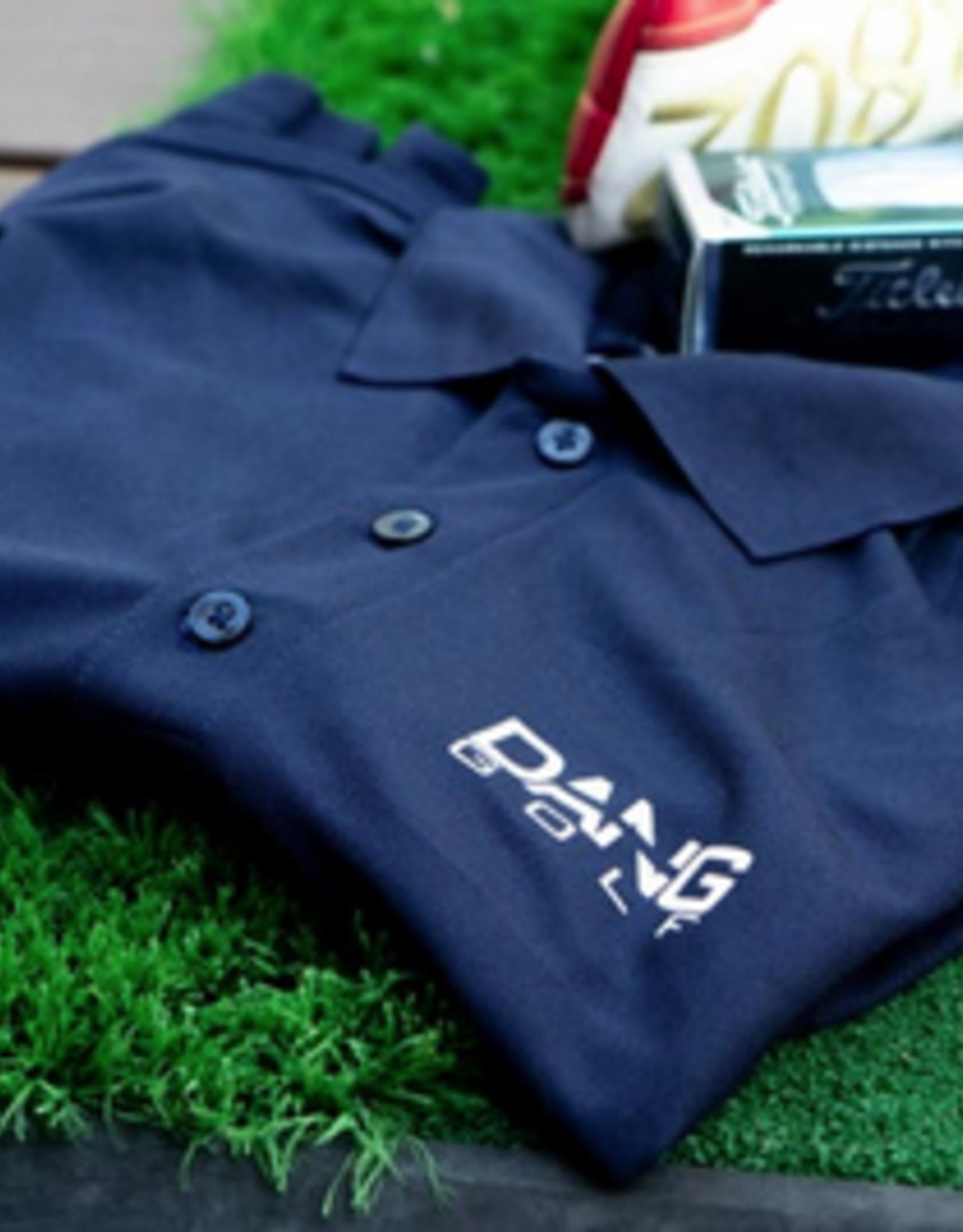 DANG SHADES DANG SHADES GOLF PACK XL (INCLUDES VISOR & POLO) XL NAVY