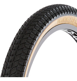 "S&M S&M 2.4"" MAINLINE TIRE BLACK W/TAN WALLS"