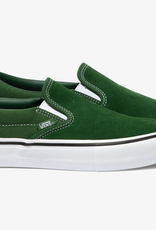 VANS VANS SLIP-ON PRO ALPINE GREEN SUEDE