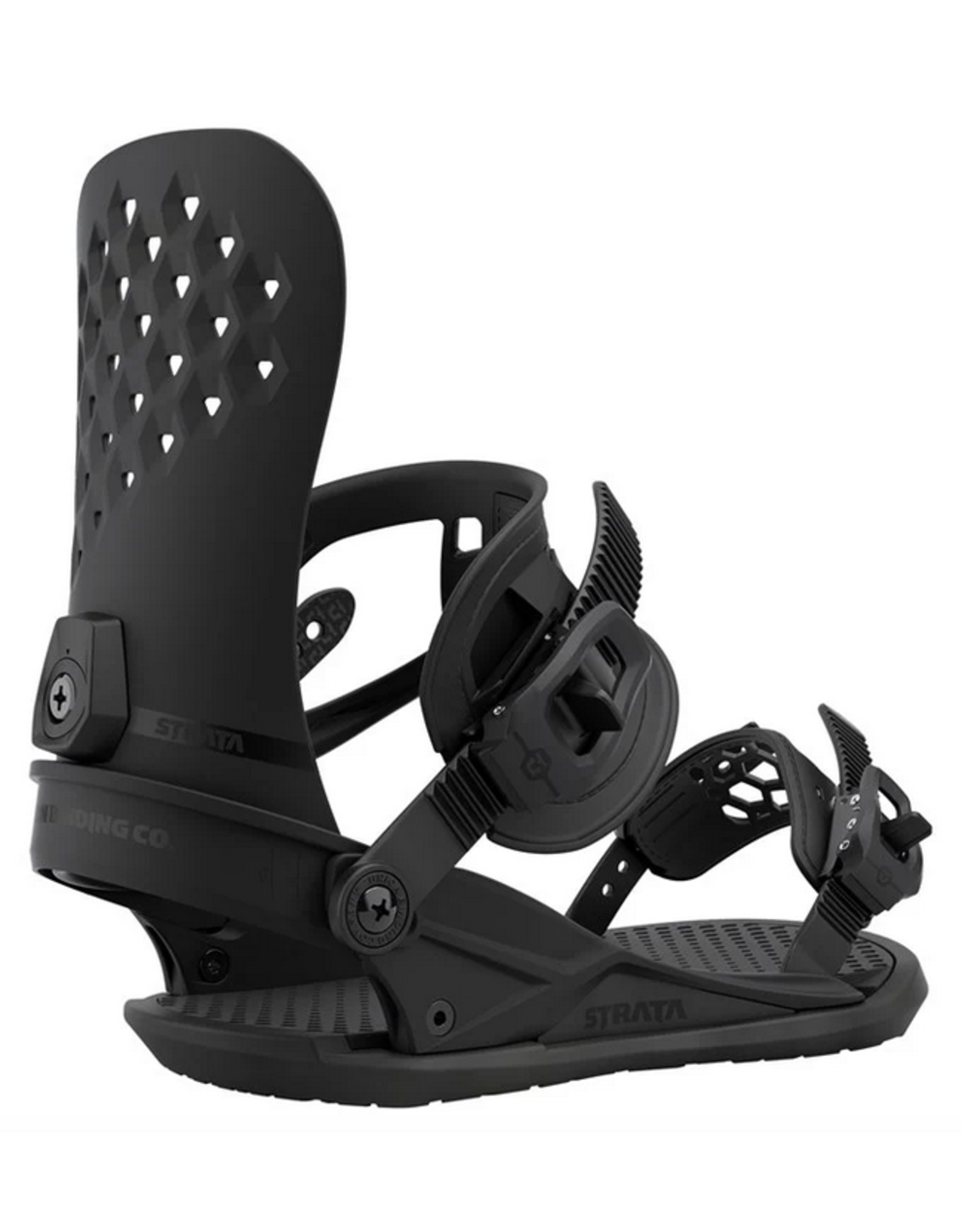 UNION UNION 2021 STRATA BINDINGS BLACK