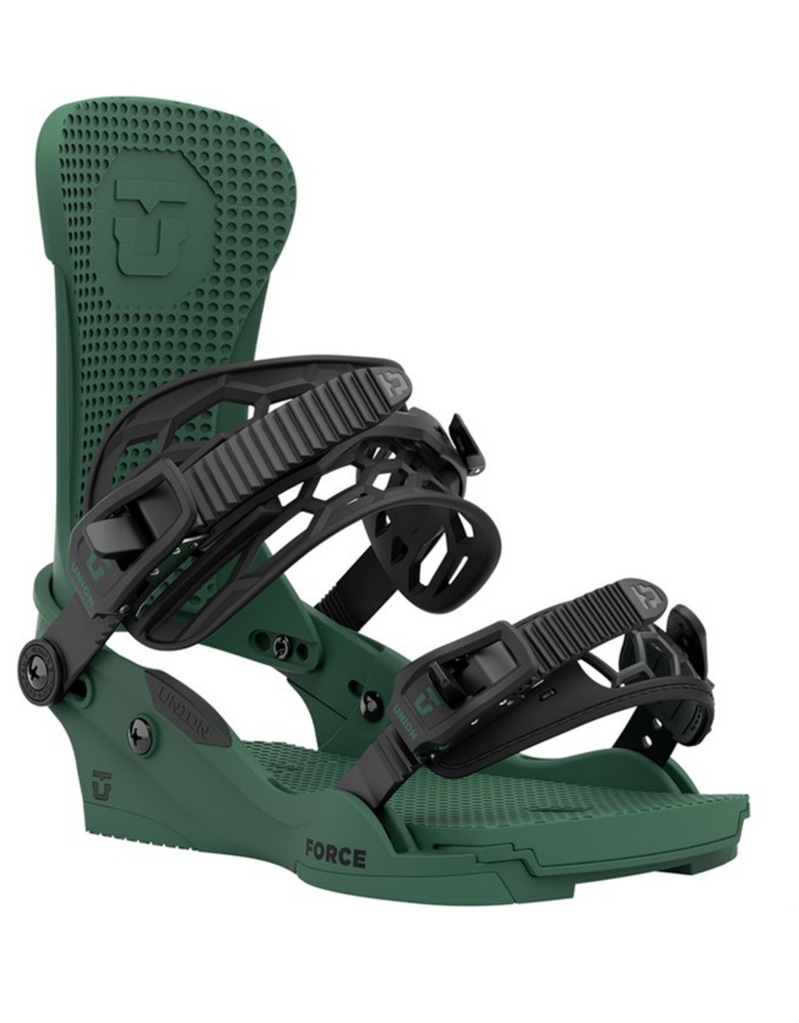 UNION UNION 2021 FORCE BINDINGS FOREST GREEN TEAM HIGHBACK
