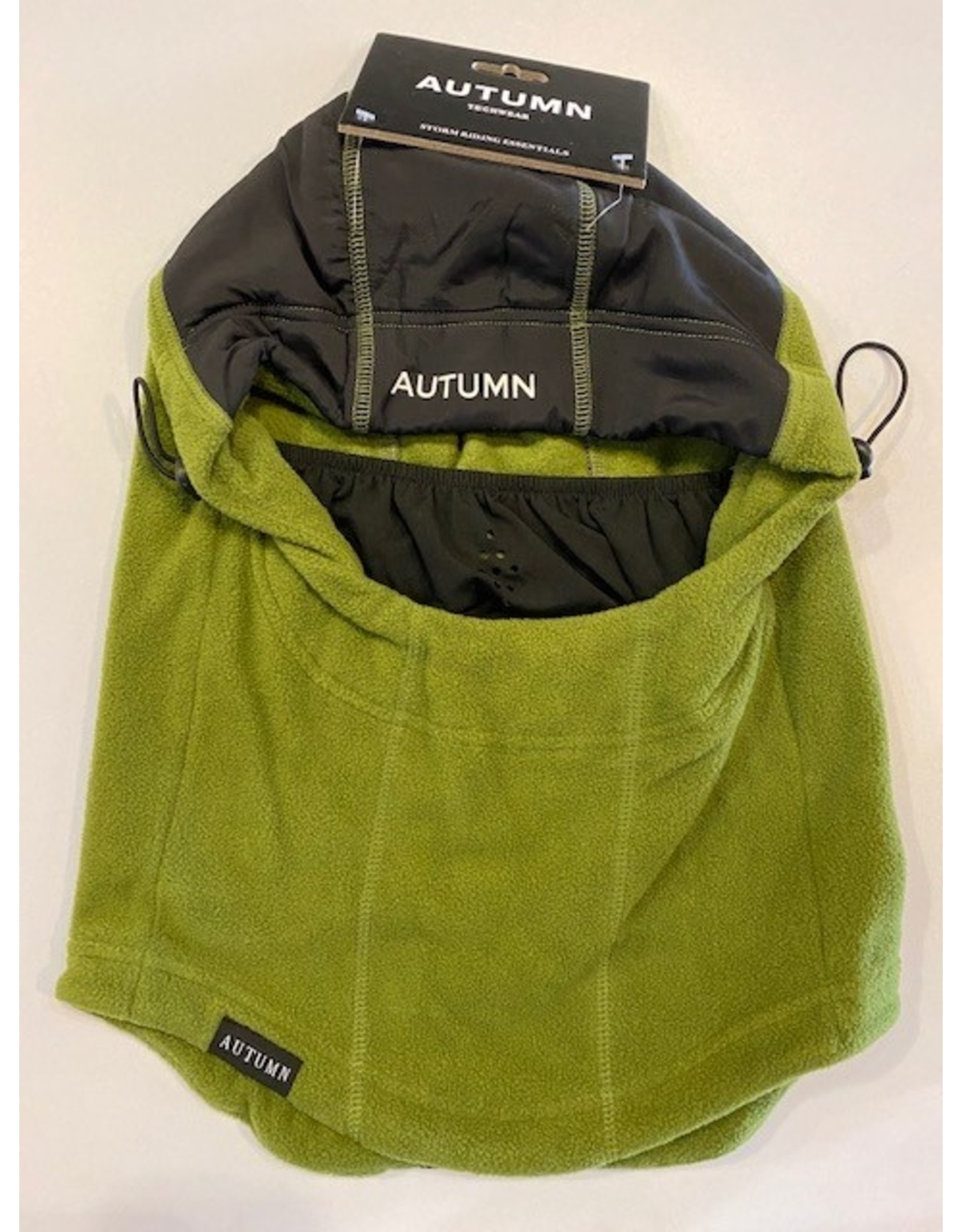 AUTUMN AUTUMN HI TEK HOOD MASK ARMY