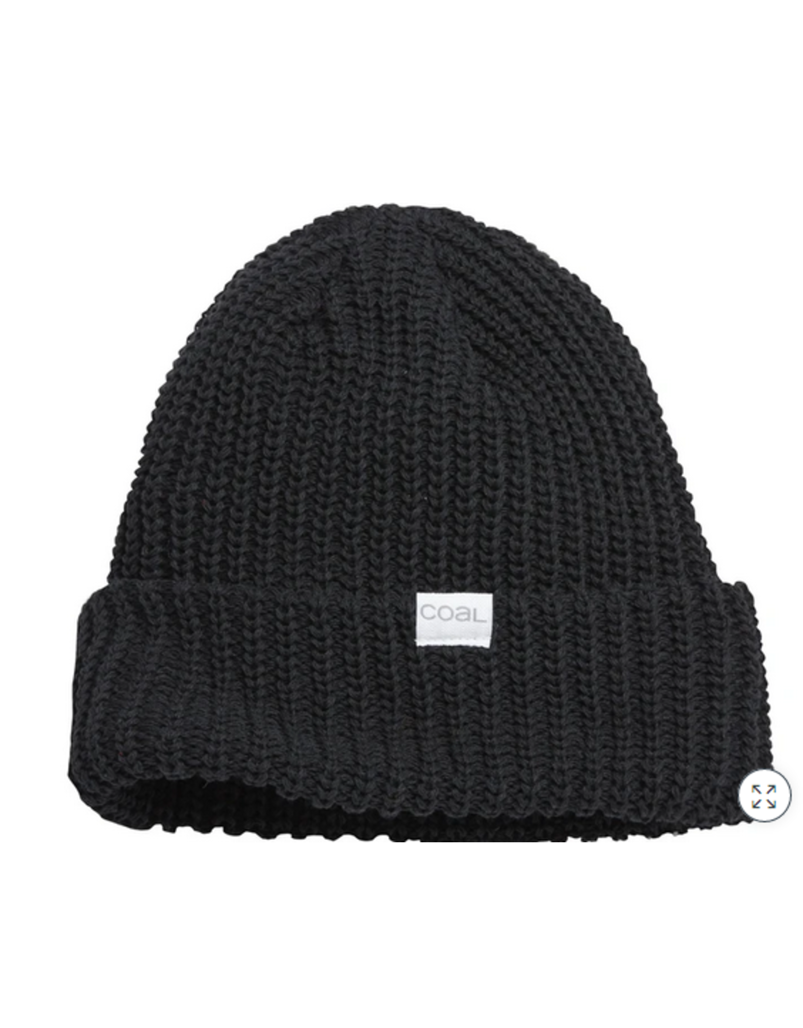 COAL COAL THE EDDIE BEANIE BLACK