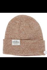 COAL COAL UNIFORM LOW BEANIE BROWN MARL