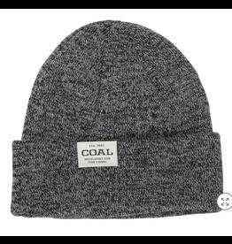 COAL COAL UNIFORM LOW BEANIE BLACK MARL
