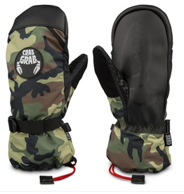 CRAB GRAB CRAB GRAB 2021 CINCH MITT CAMO