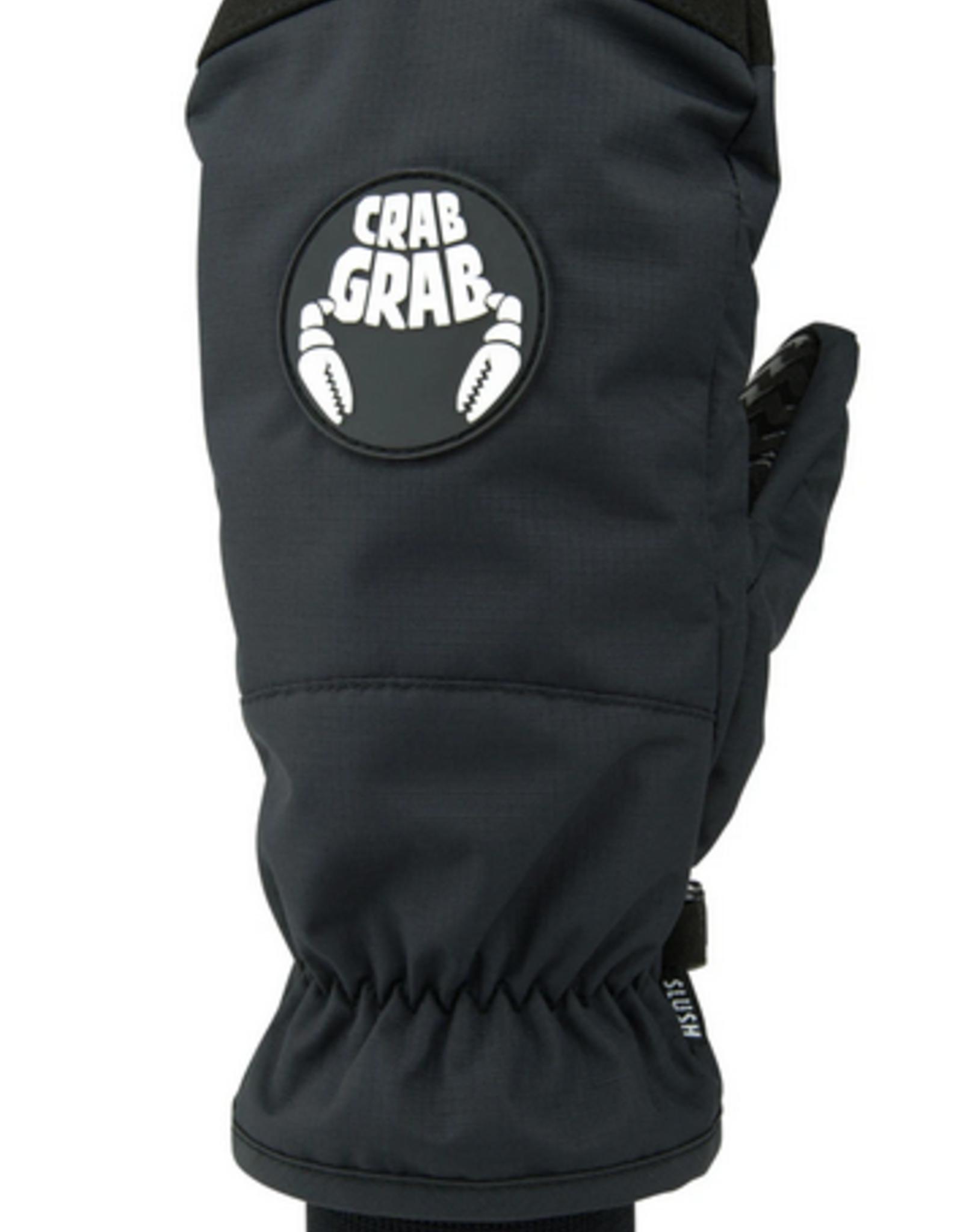 CRAB GRAB CRAB GRAB 2021 SLUSH MITT BLACK