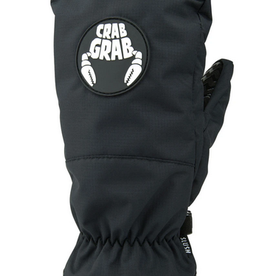 CRAB GRAB CRAB GRAB 2021 SLUSH MITT BLACK