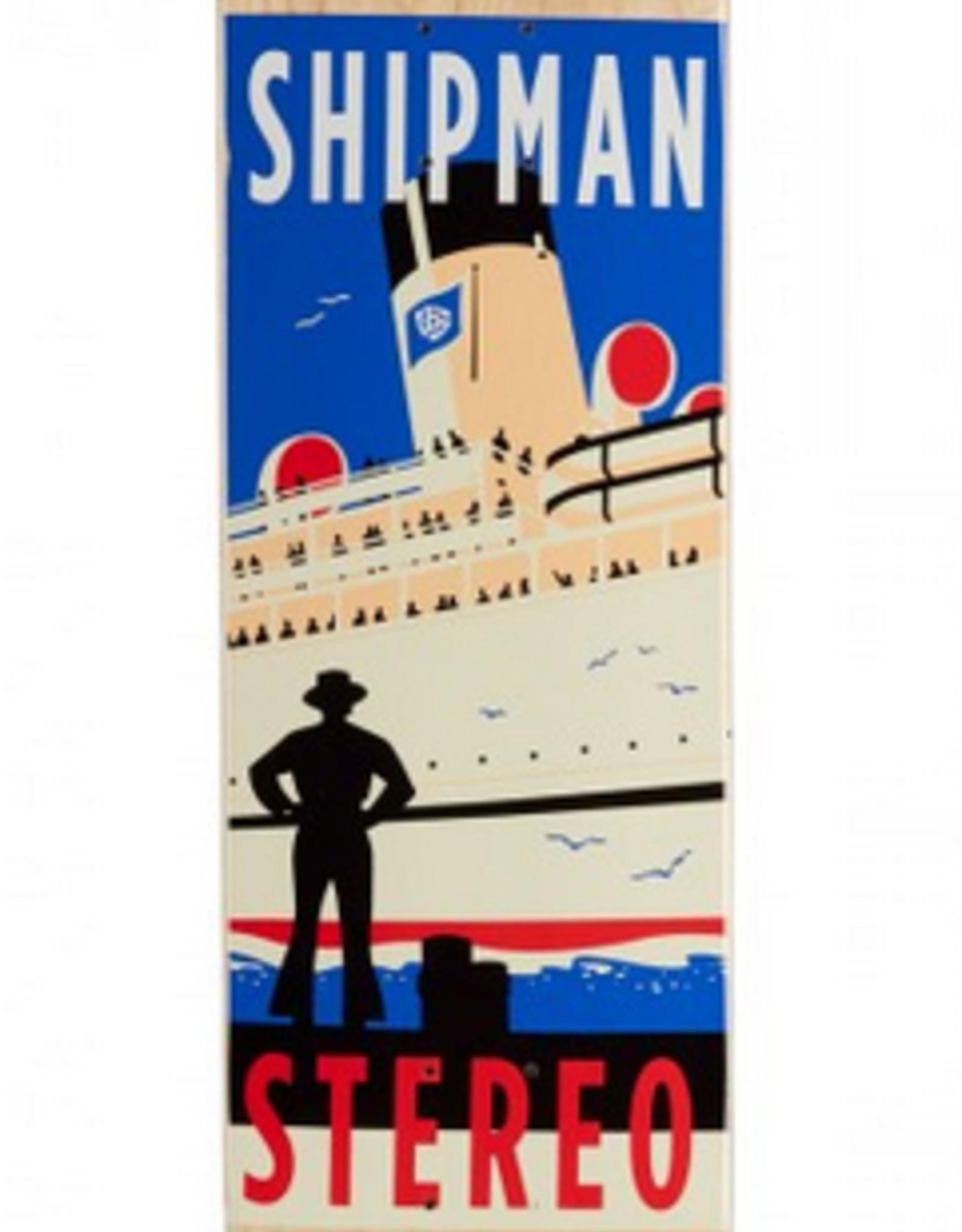 STEREO STEREO 8.25 SHIPMAN TRAVEL DECK