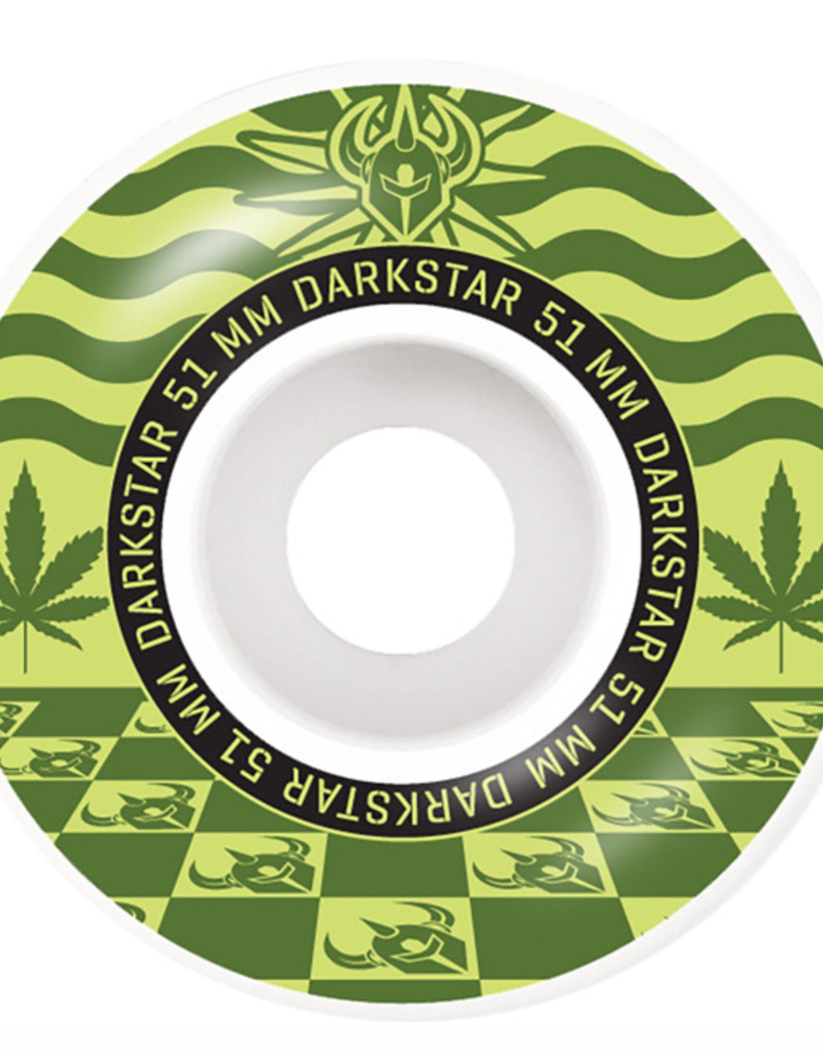DARKSTAR DARKSTAR 51MM 99A MIRAGE WEED WHEELS