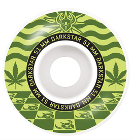 DARKSTAR DARKSTAR 51MM 99A MIRAGE WEED WHEELS