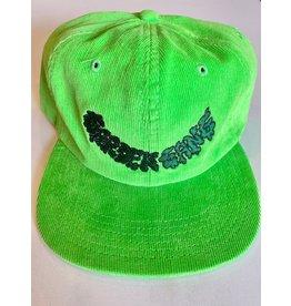 GARDEN GARDEN SLIME GANG UNSTRUCTURED CORDURY KELLY GREEN HAT