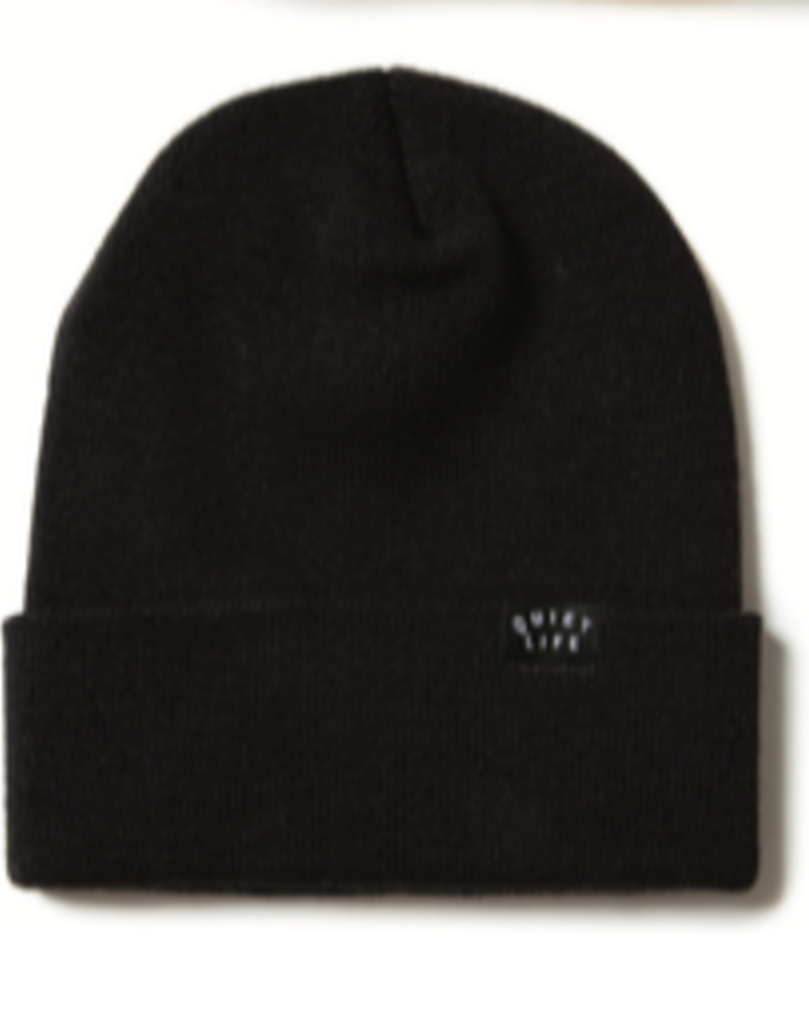 THE QUIET LIFE THE QUIET LIFE STANDARD BEANIE BLACK SPECKLE