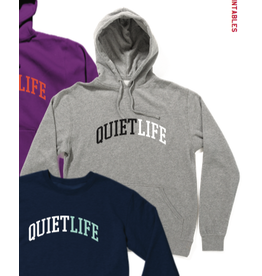 THE QUIET LIFE THE QUIET LIFE ARCHED PULLOVER HOODIE