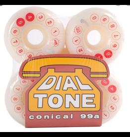 DIAL TONE DIAL TONE 54MM 99A ROTARY DIGITAL CONICAL WHEELS