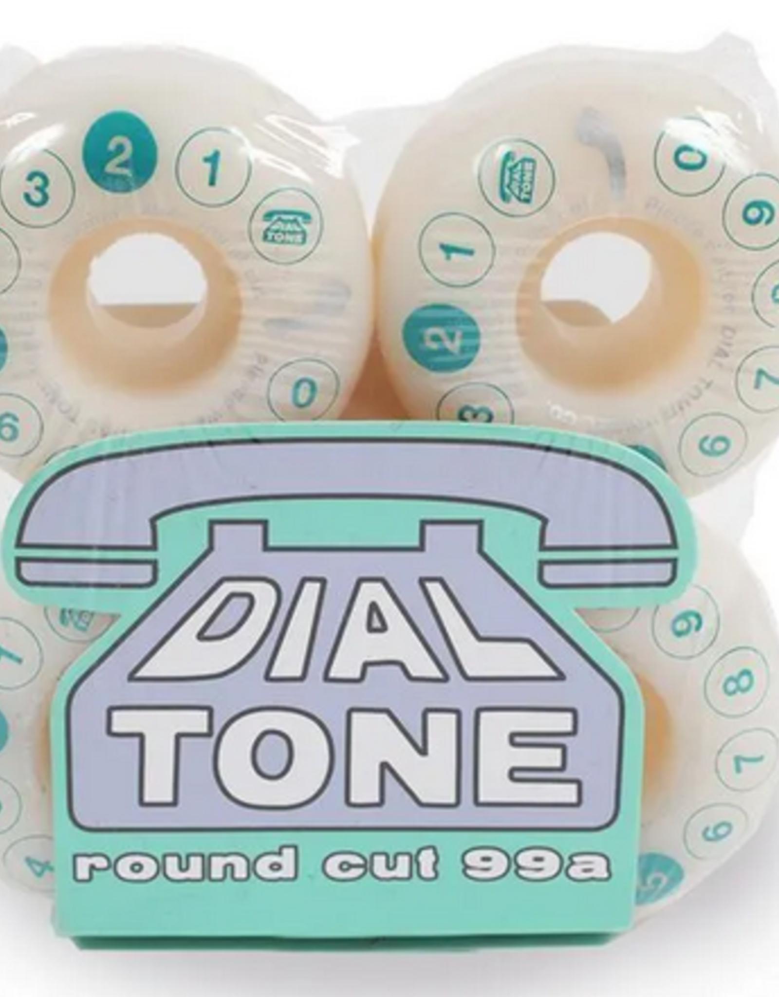 DIAL TONE DIAL TONE 52MM 99A ROTARY CLASSIC ROUND CUT WHEELS