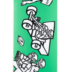 "POLAR POLAR 8.375"" BOSERIO CASH IS QUEEN DECK"