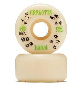 BONES BONES 53MM STF GRAVETTE TRAPPER WHEELS