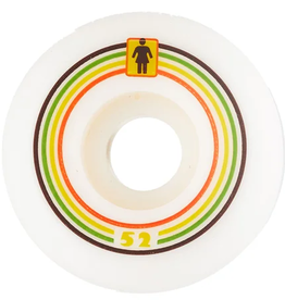 GIRL GIRL 52MM 93 STRIPES CONICAL WHEELS