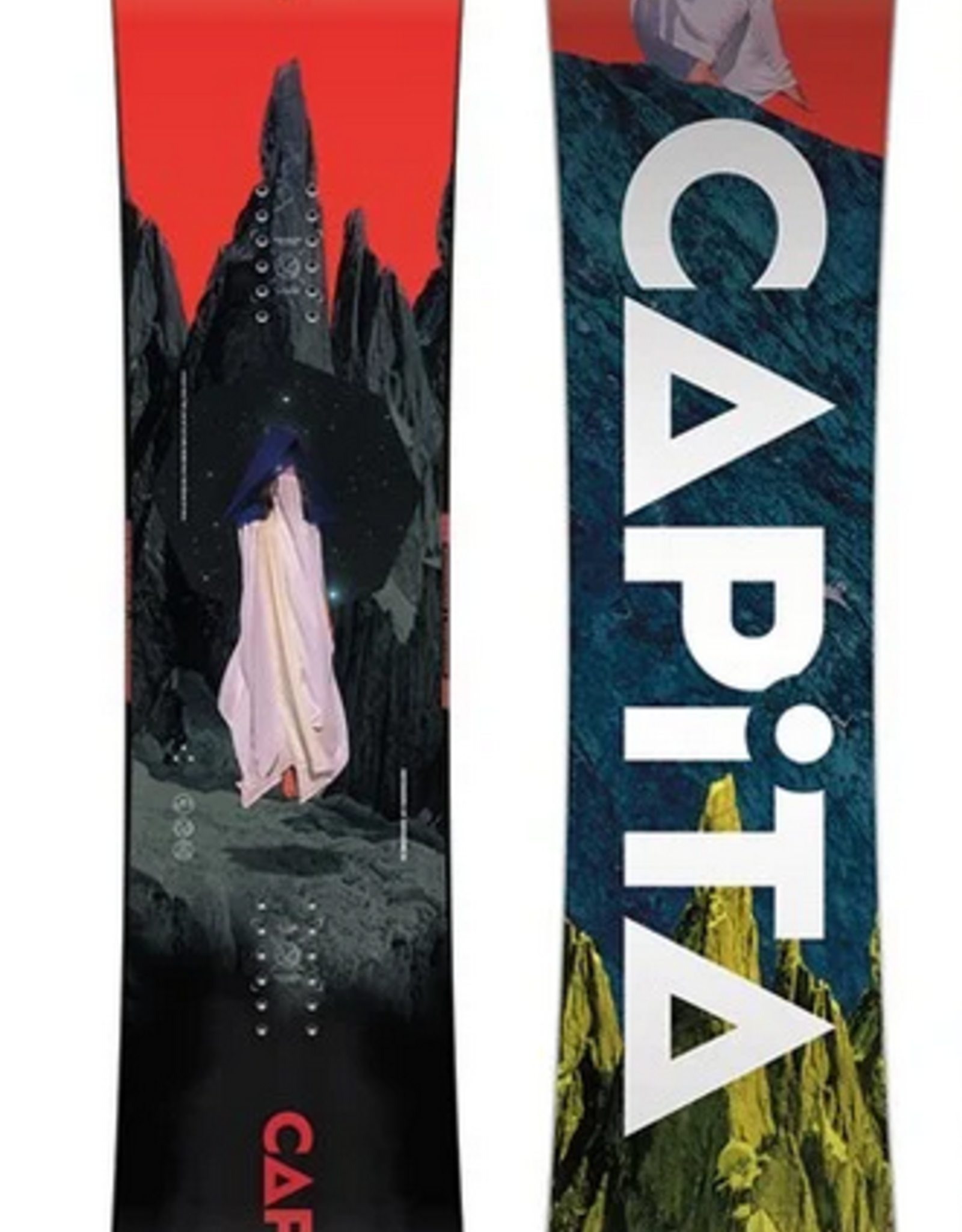 CAPITA CAPITA 2021 DEFENDERS OF AWESOME DOA SNOWBOARDS