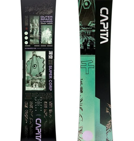 CAPITA CAPITA 2021 OUTERSPACE LIVING SNOWBOARD