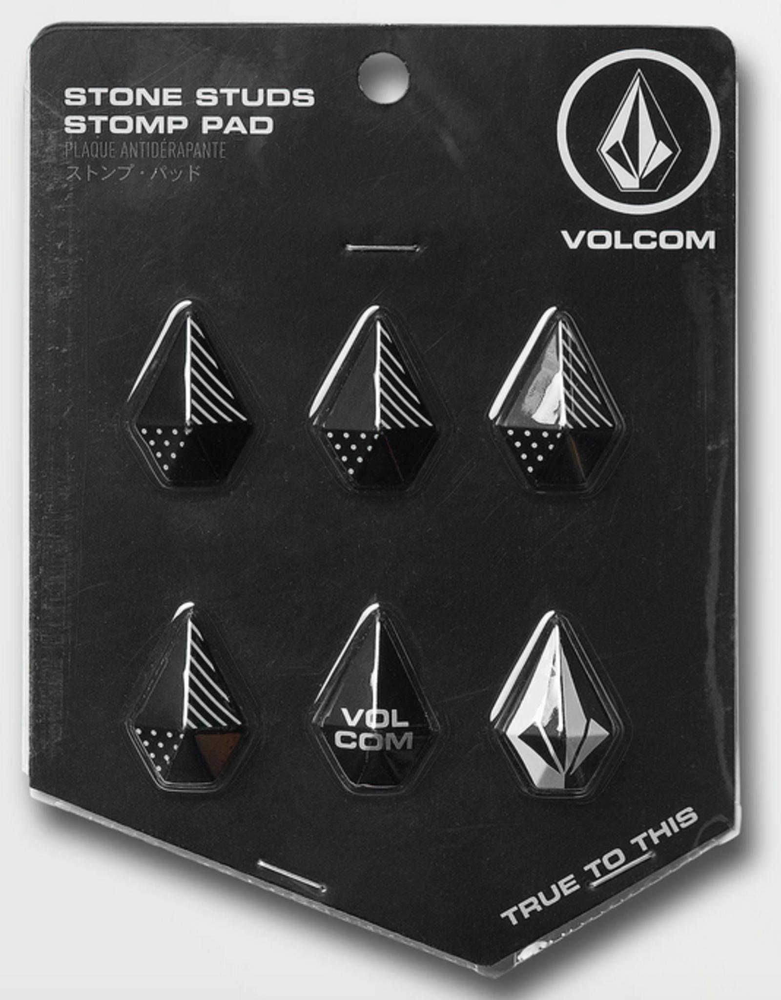 VOLCOM VOLCOM STONE STUDS STOMP PAD BLACK
