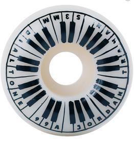 DIAL TONE DIAL TONE 53MM 99A PIANO MAN ROUND CUT WHEELS