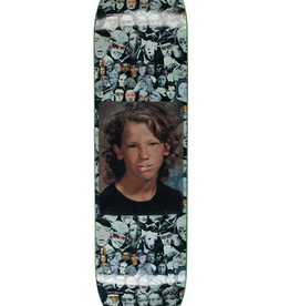 "FUCKING AWESOME FA 8.25"" DILL HEAD COLLAGE HOLOGRAM DECK"