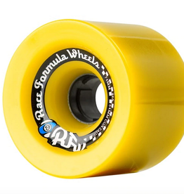 SECTOR 9 SECTOR 9 WHEELS RACE FORMULA 70MM 78A YELLOW