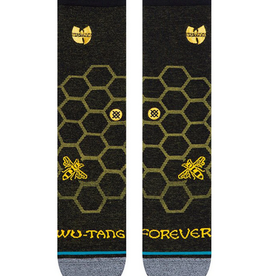 STANCE STANCE WU TANG HIVE SNOW SOCK  MENS LARGE