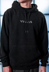 VOLCOM VOLCOM HEVER PO HOODIE BLACK