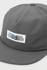 VOLCOM VOLCOM BLURR CLIPBACK HAT GREY