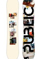 PUBLIC PUBLIC 2021 MATHES DISPLAY SNOWBOARD