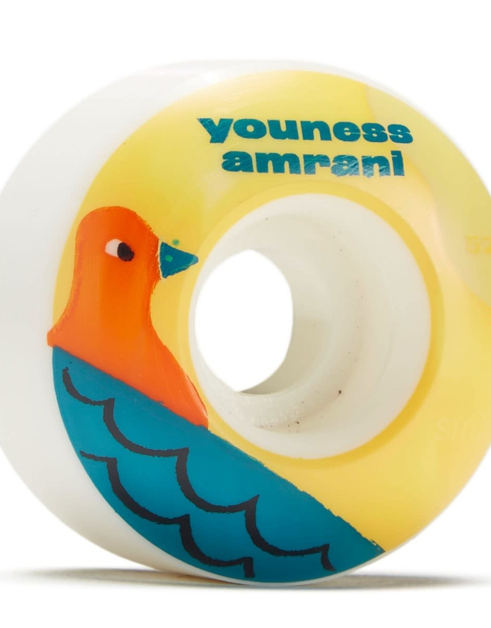 SML SML 52MM TOONIE YOUNESS AMRANI OG 99A WHEELS
