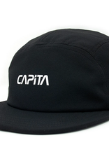 CAPITA CAPITA OUTERSPACE 5 PANEL CAP BLACK