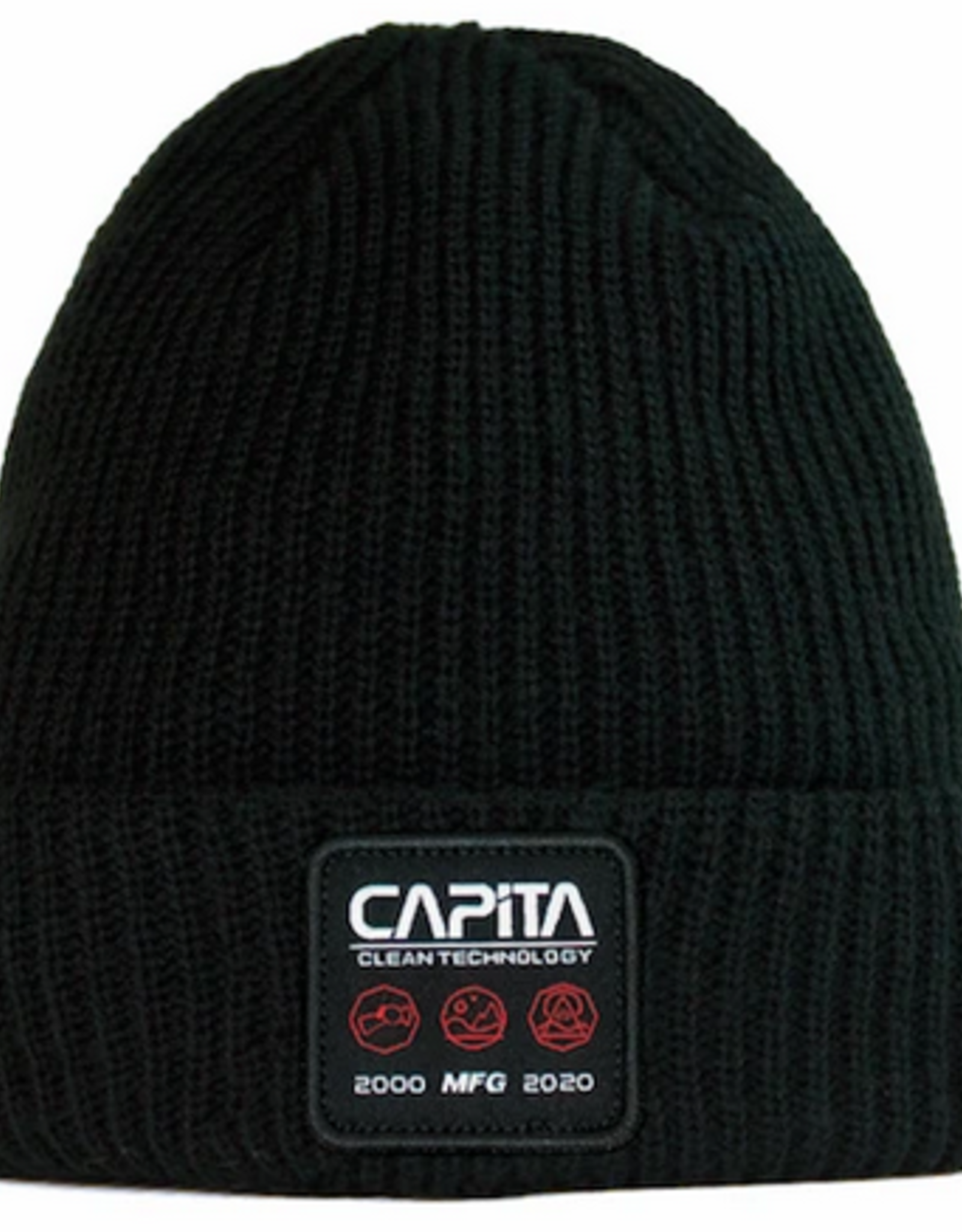CAPITA CAPITA CLEAN TECH BEANIE BLACK