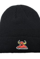 TOY MACHINE TOY MACHINE MONSTER BEANIE BLACK