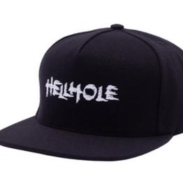HOCKEY HOCKEY HELLHOLE HAT BLACK