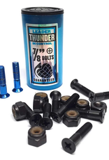 "THUNDER THUNDER 7/8"" PHILLIPS HARDWARE BLACK W/2 BLUE"