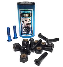 """THUNDER THUNDER 7/8"""" PHILLIPS HARDWARE BLACK W/2 BLUE"""