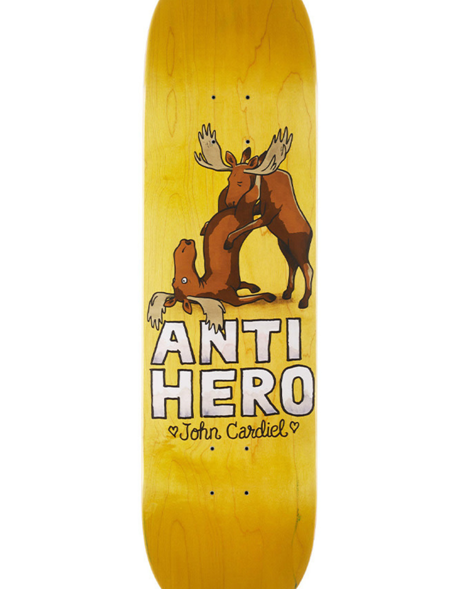 "ANTI-HERO ANTI-HERO 8.25"" JOHN CARDIEL LOVERS DECK"