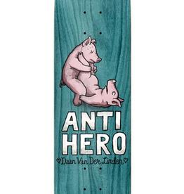 "ANTI-HERO ANTI-HERO 8.38""DAAN VAN DER LINDEN LOVERS DECK"