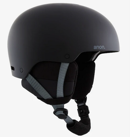 ANON ANON 2021 RIME 3 YOUTH KIDS HELMET BLACK